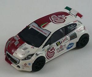 【送料無料】模型車 モデルカー スポーツカー プジョーラリーデルフリウリハイファイビルドモデルスケールpeugeot 208 r5 rally del friuli 2016 hi fi build special model 143 scale