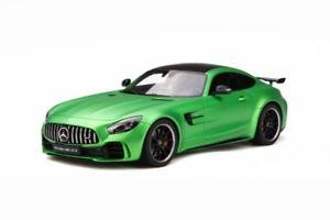 【送料無料】模型車 モデルカー スポーツカー グアテマラメルセデスマグノgt spirit gt179 mercedesamg gt r magno green hell 118 limited 1999