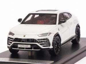 【送料無料】模型車 モデルカー スポーツカー lamborghini urus bianco 143 looksmart ls484c