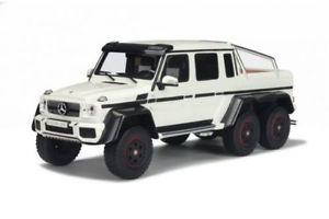 【送料無料】模型車 モデルカー スポーツカー グアテマラメルセデスベンツgtspirit gt100 118 mercedesbenz g 63 amg 6x6