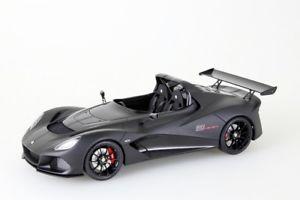 【送料無料】模型車 モデルカー スポーツカー マットlotus 3eleven schwarz matt autoart 118 neuovp