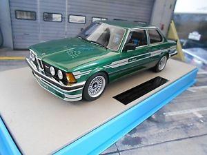 【送料無料】模型車 モデルカー スポーツカー シリーズアルピナチューニンググリーングリーングッズbmw 3er reihe e21 alpina tuning ls020d grn green ls collectibles resin hi 118