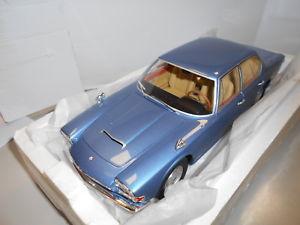 【送料無料】模型車 モデルカー スポーツカー ボスボスモデルマセラティマセラティクアトロポルテbos170 by bos models maserati quattroporte 118