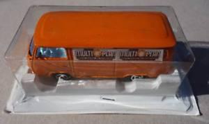 【送料無料】模型車 モデルカー スポーツカー モデルフォルクスワーゲンバス1970er jahre majorette werbemodell vw bus in ovp
