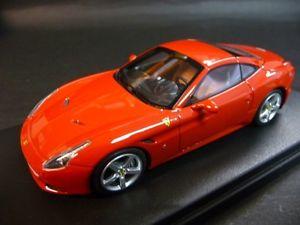 【送料無料】模型車 モデルカー スポーツカー フェラーリカリフォルニアキウーザロッソコルサferrari california t 2014 chiusa rosso corsa looksmart ls431c