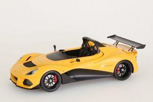 【送料無料】模型車 モデルカー スポーツカー イエローlotus 3eleven gelb autoart 118 neuovp