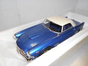 【送料無料】模型車 モデルカー スポーツカー マセラティマセラティグアテマラツーリングボスボスモデルbos303 by bos models maserati 3500 gt touring 118