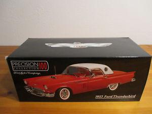 【送料無料】模型車 モデルカー スポーツカー フォードサンダーバード gor 118 precision 1957 ford thunderbird neu ovp