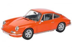 【送料無料】模型車 モデルカー スポーツカー ポルシェクーペオレンジschuco porsche 911s coup 1972 orange 118 limitiert 12000