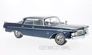 【送料無料】模型車 モデルカー スポーツカー インペリアルクラウンドアモデルボスボスimperial crown 4door southampton 1962 bos models 118 bos290