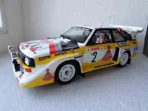 【送料無料】模型車 モデルカー スポーツカー オットーモデルアウディスポーツクワトロモンテカルロラリーottomodels ot602 audi sport quattro s1 rallye montecarlo 1986