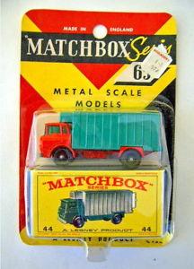【送料無料】模型車 モデルカー スポーツカー アメリカブリスターマッチトラックボックスパッキング