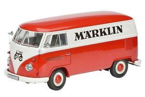 【送料無料】模型車 モデルカー スポーツカー schuco vw t 1 transporter mrklin  450027700  118
