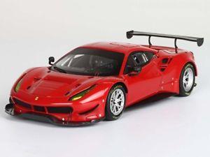 【送料無料】模型車 モデルカー スポーツカー フェラーリリリースbbr ferrari 488 gte press version 2015 143 bbrc179a2