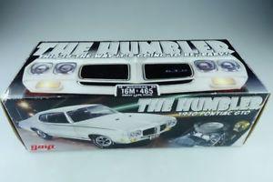 【送料無料】模型車 モデルカー スポーツカー ポンティアッククーペボックスg1801215 gmp 118 pontiac gto coupe 1970 the humbler limited mit box 510015