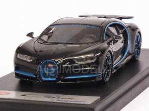 【送料無料】模型車 モデルカー スポーツカー ブガッティカイロンbugatti chiron zero400zero 42 seconds special limited 143 looksmart ls459se