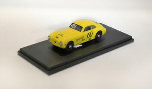 【送料無料】模型車 モデルカー スポーツカー ビルバークスカラland speed record car bill burkes cisitalia 1953 scala 143 assemblato