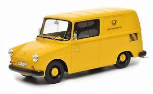 【送料無料】模型車 モデルカー スポーツカー ドイツポストvw fridolin deutsche post schuco 118 450012200