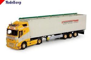【送料無料】模型車 モデルカー スポーツカー ボルボカーゴフロアvolvo fh04 globe cargo floor traveo tekno t 70554