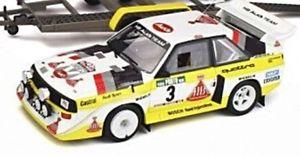 【送料無料】模型車 モデルカー スポーツカー アウディポルトガルオットースポーツクワトロラリーneues angebotaudi s1 e2 sport quattro rallye portugal 1986 rhrl otto preorder vorbest 118