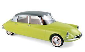 【送料無料】模型車 モデルカー スポーツカー シトロエントリエンナーレvoiture citron ds 19 de 1958 jaune joncquille et gris triennale norev 112