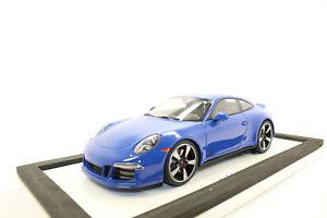 【送料無料】模型車 モデルカー スポーツカー ポルシェカレラワックスクラブクーペグアテマラwax02100006 porsche 911 991 carrera gts club coupe 2015 gt spirit 118 neu