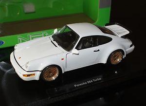 【送料無料】模型車 モデルカー スポーツカー ポルシェカレラホワイトターボチューニング118 porsche 964 white 911 turbo wei umbau tuning carrera rsr rs 30367 g s