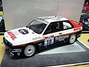 【送料無料】模型車 モデルカー スポーツカー ツールドコルスラリーオットーモデルbmw m3 e30 gra rallye tour de corse winner beguin 1987 otto model rar 118