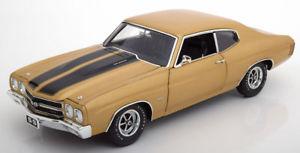 【送料無料】模型車 モデルカー スポーツカー シボレーゴールデンブラック