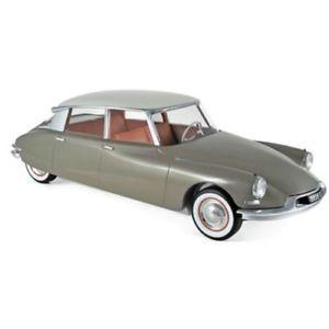 【送料無料】模型車 モデルカー スポーツカー ァーシトロエンマロンブランneues angebotcitroen ds19 marron gla toit blanc carrare 1959 112