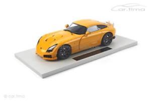 【送料無料】模型車 モデルカー スポーツカー グッズtvr sagaris 2005 gelb 1 of 250 ls collectibles 118 ls008b