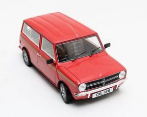 【送料無料】模型車 モデルカー スポーツカー ミニクラブマンエステートカルトスケールモデルmini clubman estate red 1974 118 cult scale models