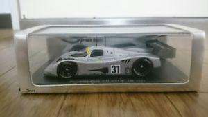 【送料無料】模型車 モデルカー スポーツカー スパークメルセデス#ルマンspark 143 mercedes c11 31 le mans 1991 s1251