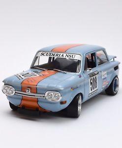 【送料無料】模型車 モデルカー スポーツカー プリンスカップrevell 08432 nsu 1200 prinz tt cup r podak mit zertifikat, 118, ovp, k014