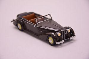 【送料無料】模型車 モデルカー スポーツカー ホチキスカブリオレヌフhotchkiss 90 cv cabriolet 1949 rd marmande 143 tat neuf