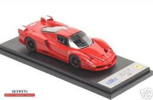 【送料無料】模型車 モデルカー スポーツカー フェラーリロッソferrari fxx rosso 2006 bbr 143 bbr180d