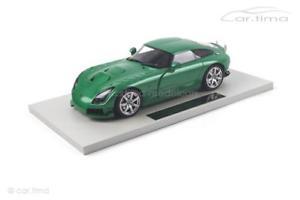 【送料無料】模型車 モデルカー スポーツカー グリーングッズtvr sagaris 2005 grn 1 of 250 ls collectibles 118 ls008a
