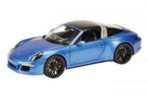 【送料無料】模型車 モデルカー スポーツカー ポルシェschuco 450039400 porsche 911taga 4gts blau 118