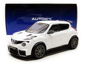 【送料無料】模型車 モデルカー スポーツカー ジュークautoart 118 nissan juke r 20 77456