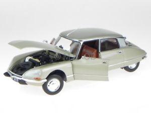 【送料無料】模型車 モデルカー スポーツカー シトロエンパラスベージュモデルカーcitroen ds 23 pallas tholonetbeige 1973 modellauto 181581 norev 118