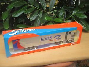 【送料無料】模型車 モデルカー スポーツカー トラックメルセデスモデルtekno lkw 150 mercedes modell exel raritt economy line ~ neu amp; ungeffnet ~