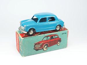 【送料無料】模型車 モデルカー スポーツカー フィアットイタリアmercury art 13 fiat 1100 bleu 148e italy boite dorigine