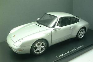【送料無料】模型車 モデルカー スポーツカー ポルシェタイプカレラスケールauto art porsche 911carrera 993 mastab118