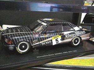 【送料無料】模型車 モデルカー スポーツカー メルセデスベンツケーニヒスパ#ヘイアーmercedes benz 500 sec knig pilsener amg 24h spa 5 1989 heyer c126 autoart 118