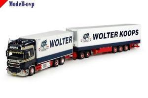 【送料無料】模型車 モデルカー スポーツカー scania r koops wolter tekno t 64444