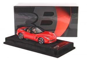 【送料無料】模型車 モデルカー スポーツカー フェラーリコルサferrari f60 america red corsa 2014