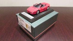 【送料無料】模型車 モデルカー スポーツカー フェラーリスパイダーferrari 355 spyder 143 bbr