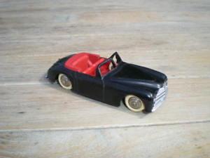 【送料無料】模型車 モデルカー スポーツカー ミンチdinky toys 24s simca 8 pare brise mince a o
