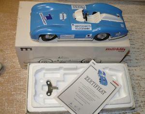 【送料無料】模型車 モデルカー スポーツカー ロッコメルセデスベンツレーシングカーバイエリッシャーhe mrklin 1947 rennwagen mercedesbenz bayerischer rundfunk