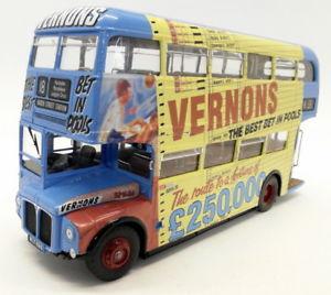 【送料無料】模型車 モデルカー スポーツカー サンスタースケールロンドンバスプールsunstar 124 scale 2905 rm 686 wlt 686 london transport vernons pools bus